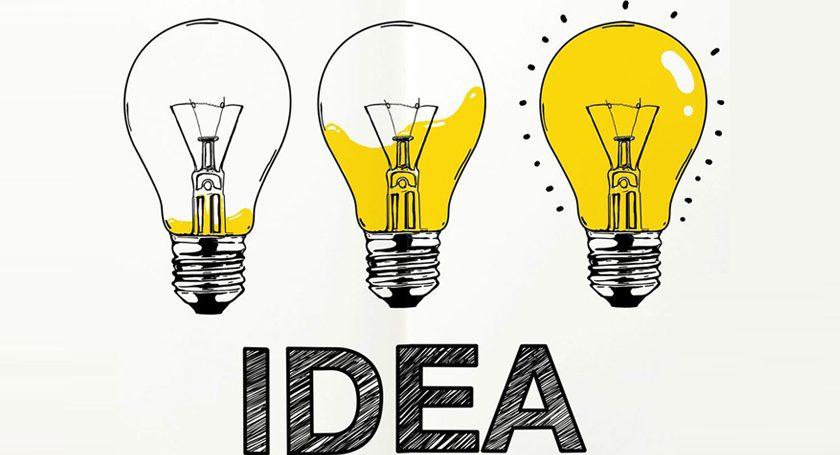 Ý tưởng là thứ rất quan trọng khi viết content