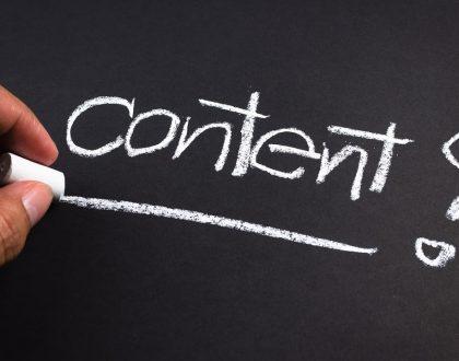 Tự học viết content cho người dưới 6 điểm Văn
