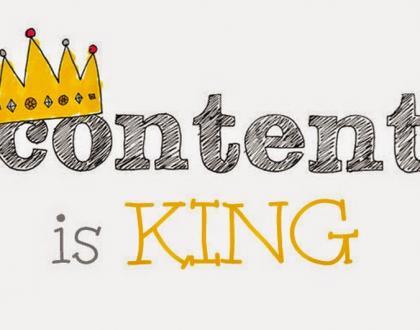 Content is King là gì? Tại sao nói content is King?