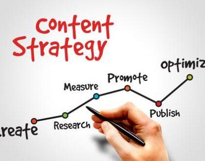Content strategy là gì? Cách thực thiện chiến dịch content chuẩn