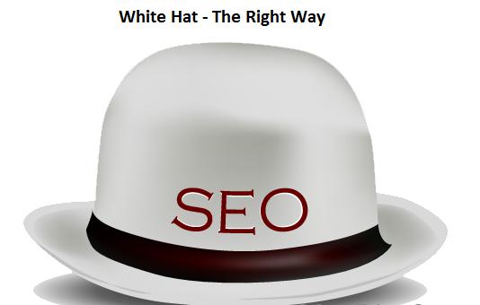 Trường phái SEO mũ trắng đang lên ngôi