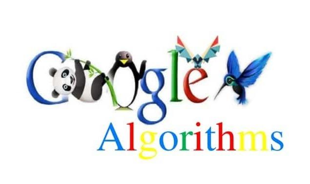 Tổng hợp các thuật toán google
