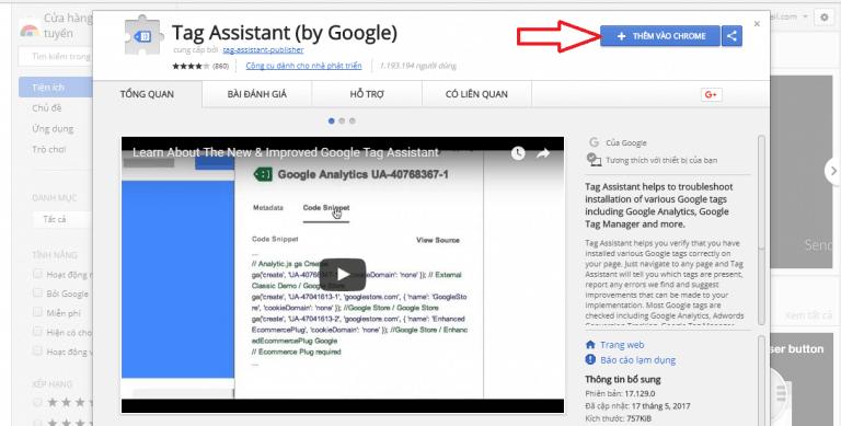 Bạn cài đặt thêm google assistant