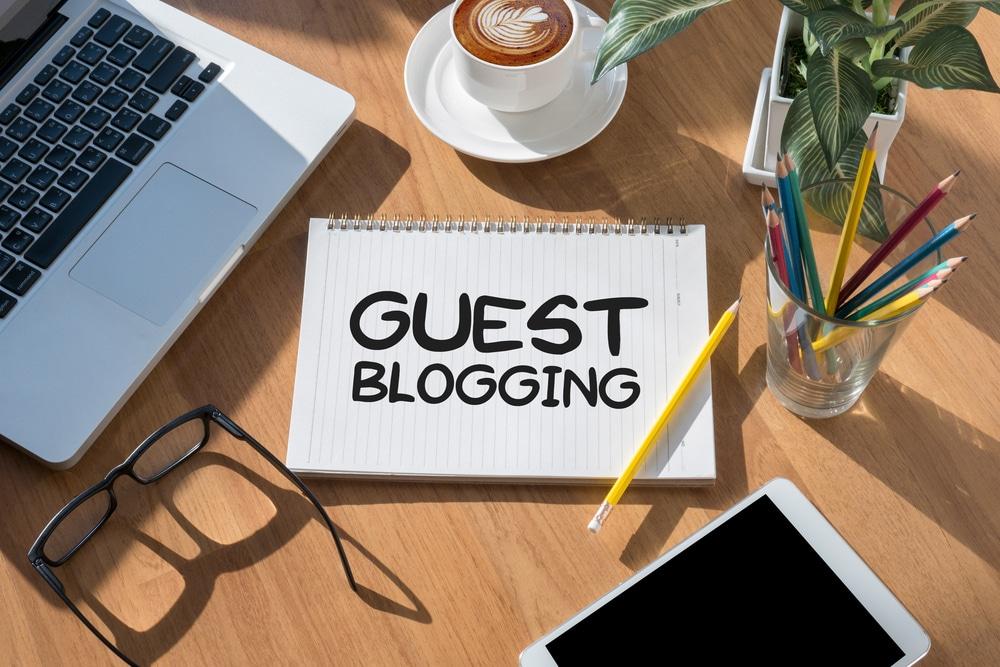 Guest blog là một biện pháp giúp bạn tăng điểm DA