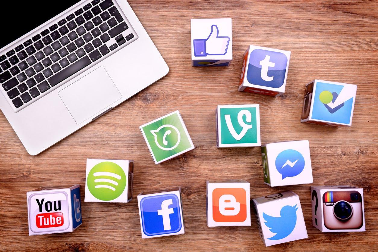 Một số mạng xã hội phổ biến