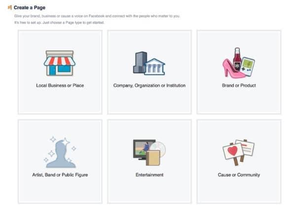 Tạo một trang Facebook cho doanh nghiệp của bạn
