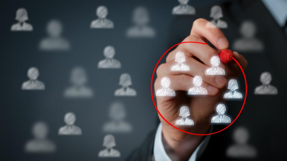 Target market hay thị trường mục tiêu mà doanh nghiệp hướng tới