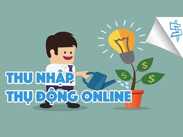 Thu nhập thụ động cùng affiliate marketing