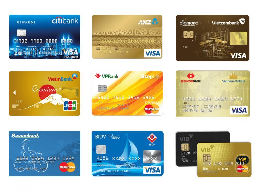 Làm thẻ Visa ở ngân hàng nào tốt?