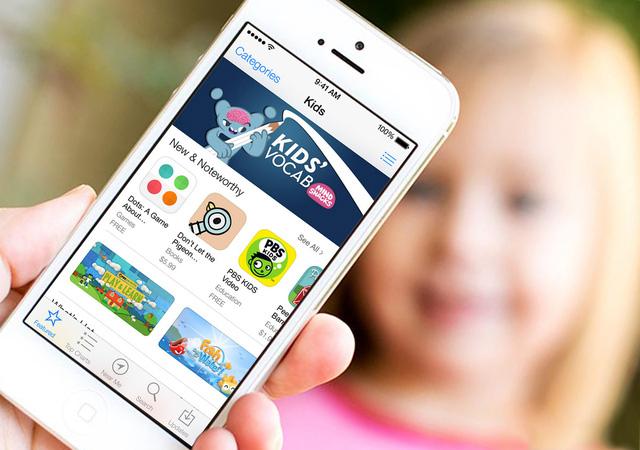 Quảng cáo ứng dụng trên app store