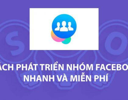 Nhóm Facebook là gì? Cách xây dựng group đông thành viên
