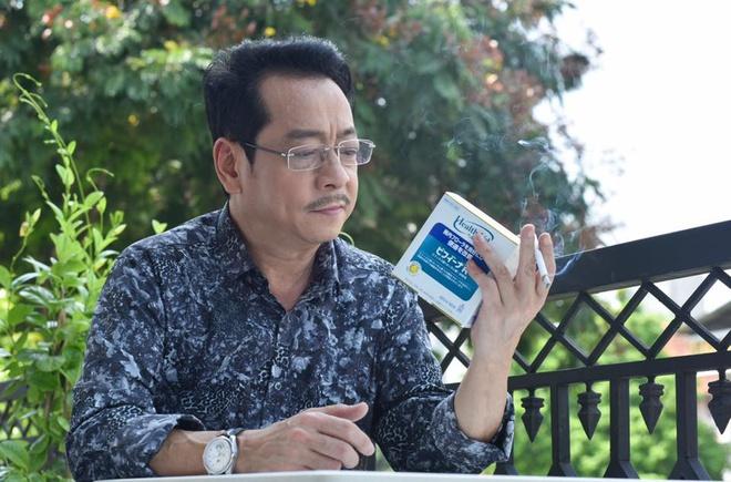 NSND Hoàng Dũng làm KOL cho sản phẩm điều trị viêm đại trang của Nhật