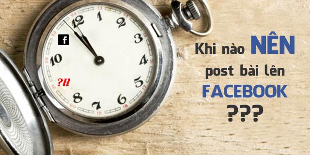Giờ vàng Facebook là gì?