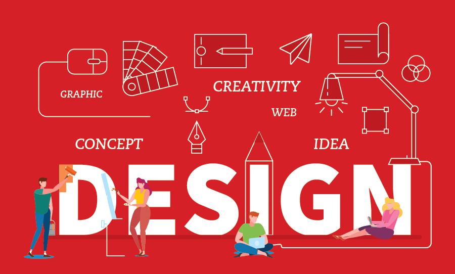 Agency chuyên về thiết kế đồ họa